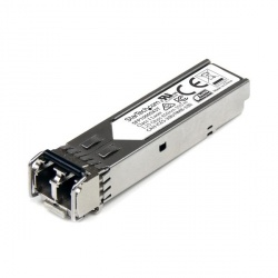 StarTech.com Módulo Transceptor SFP de Fibra LC Multimodo 1000Base-SX MSA, 1000Mbps, 550m
