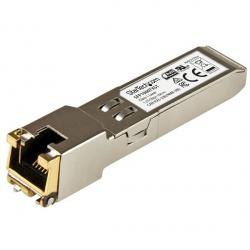 StarTech.com Módulo Transceptor SFP 1000Base-TX MSA, 1000Mbps, 100m
