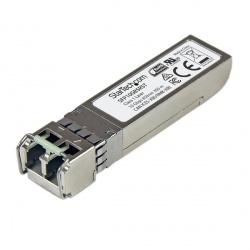 StarTech.com Módulo Transceptor SFP+ de Fibra LC Multimodo 10GBase-SR MSA, 850nm, 300m