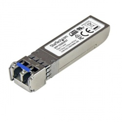 StarTech.com Módulo Transceptor SFP10GBZRST SFP+, LC, 10.000Mbit/s, 80.000 Metros, 1550nm