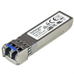 StarTech.com Módulo Transceptor LC SFP+ 10 Gigabits, 10.000m, Monomodo, Compatible con Cisco SFP-10G-LR