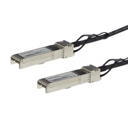 StarTech.com Cable SFP10GPC05M SFP+ Macho - SFP+ Macho, 50cm, Negro