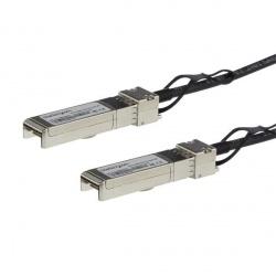 StarTech.com Cable SFP10GPC3M SFP+ Macho - SFP+ Macho, 3 Metros, Negro