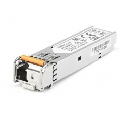 StarTech.com Módulo Transceptor SFP1GBX40UES SFP, LC, 1000Mbit/s, 40.000 Metros, 1310nm