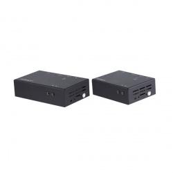 Startech.com Extensor de Video HDMI Alámbrico Cat5e/6, 1x HDMI, 2x RJ-45, 70 Metros