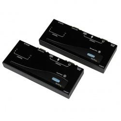 StarTech.com Extensor de Consola KVM PS/2 USB por Cable Cat5, 150 Metros