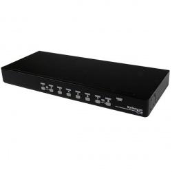 StarTech.com Switch KVM para Montaje en Rack, VGA+PS/2, 8 Puertos