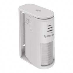 Steren Sensor de Movimiento PIR de Montaje en Techo/Pared ALA-034, Inalámbrico, 8 Metros, Blanco