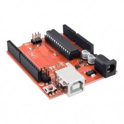 Steren Placa de Desarrollo con Arduino Uno ARD-010, ATmega328P, 2KB SRAM, 32KB