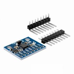 Steren Sensor con Acelerómetro y Giroscopio ARD-394, 2x1.6cm, 3.3/5V