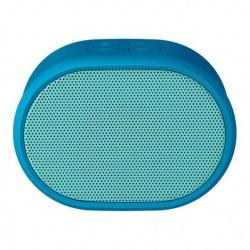 Steren Bocina Portátil BOC-871, Bluetooth, Inalámbrico, USB, Azul