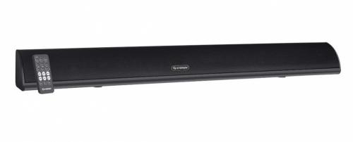 Steren Barra de Sonido BSD-110, Bluetooth, Inalámbrico, 2.1, 40W RMS, USB, Negro