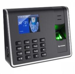 Steren Control de Acceso y Asistencia Biometrico CLK-915, Negro
