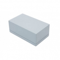 Steren Caja para Pared GP-14, Blanco