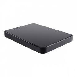 Disco Duro Externo Steren HDD-1001, 1TB, USB 3.0/2.0, Negro - para Windows y Mac