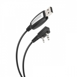 Steren Cable USB para Programar Radios RAD-010, Negro