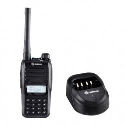 Steren Radio RAD-630, 16 Canales, 400 - 470MHz, Negro