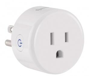 Steren Smart Plug SHOME-100, WiFi, 1 Conector, 1000W, 10A, Blanco