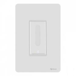 Steren Interruptor de Luz Inteligente con Atenuador de Luz SHOME-170, WiFi, Blanco