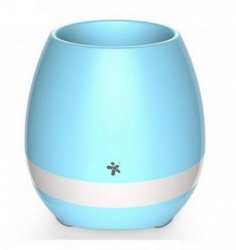 Stylos Bocina Portátil STSPLX1W, Bluetooth, Inalámbrico, Azul