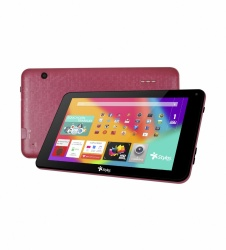 Tablet Stylos Taris 7'', 8GB, 800 x 480 Pixeles, Android 4.4, Bluetooth, Negro/Rojo