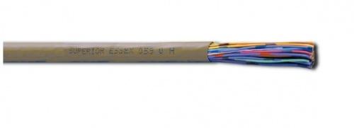 Superior Essex Cable Telefónico Switchboard 100 806A, 100 Pares x26 AWG, por Metro