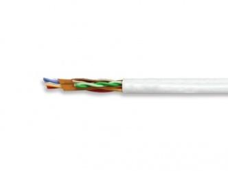 Superior Essex Bobina de Cable Cat6+, 4 Pares, 305 Metros, Blanco
