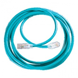 Superior Essex Cable Patch Cat6 UTP RJ-45 Macho - RJ-45 Macho, 1.52 Metros, Azul