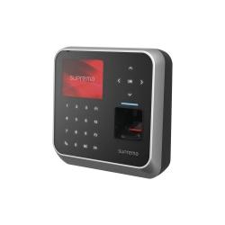 Suprema Control de Acceso y Asistencia Biométrico BioStation 2, RS-485/USB, Negro/Gris