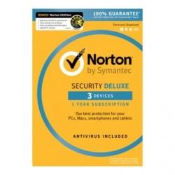 Symantec Norton Security Plus Español, 3 Usuarios, 1 Año, Windows/Mac/Android/iOS
