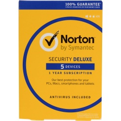 Symantec Norton Security Plus Español, 5 Usuarios, 1 Año, Windows/Mac/Android/iOS