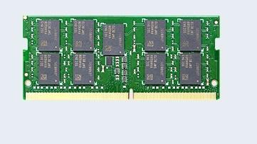 Memoria RAM Synology D4ES01 DDR4, 4GB, ECC, para NAS Synology