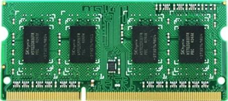 Memoria RAM Synology DDR3, 1600MHz, 4GB, SO-DIMM, para Servidor NAS