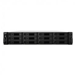 Synology Servidor NAS RackStation RS2416RP+ de 12 Bahías, 2x USB 2.0, 2x USB 3.0 - no incluye Discos