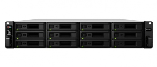 Synology Servidor NAS RackStation RS3617RPxs de 12 Bahías, Intel Xeon D-1521 2.40GHz, 8GB DDR4, 2x USB 2.0 ― no incluye Discos