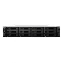 Synology Servidor NAS SA3400 de 12 Bahías, max. 192TB, Intel Xeon D-1541 2.10GHz, 16GB DDR4, 2x USB 3.0 - no incluye Discos