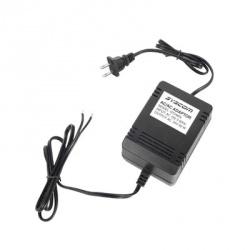 Syscom Adaptador de Energia RT2460L, 110V, 24V, Negro