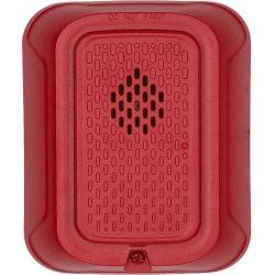 System Sensor Sirena HRL, Alámbrico, Rojo
