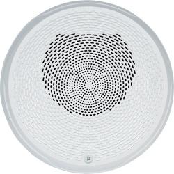 System Sensor Sirena para Montaje en Techo, Alámbrico, Blanco
