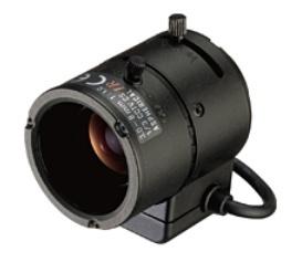 Tamron Lente Varifocal 13VG308ASIRII, 3-8mm, Día/Noche, para Cámara CCTV