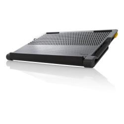 Targus Base Enfriadora Chill Mat con Hub de 4 Puertos, con 2 Ventiladores, 4x USB 2.0, Negro