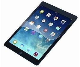 Targus Protector de Pantalla para iPad Air + iPad Air 2 9.7'', Transparente