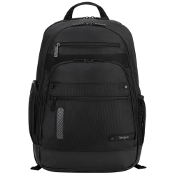 Targus Mochila Revolution Checkpoint-Friendly  para Laptop 16'' Negro