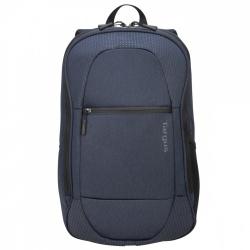 Targus Mochila Urban para Laptop 15.6'', Negro/Azul
