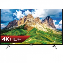 TCL Smart TV LED 43S412 43'', 4K Ultra HD, Widescreen, Negro