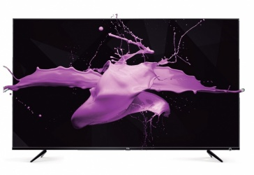 TCL Smart TV LED 65P612 65'', 4K Ultra HD, Widescreen, Negro