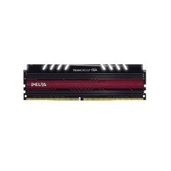 Memoria RAM Team Group DELTA DDR4, 2400MHz,8GB, Non-ECC, CL16, XMP