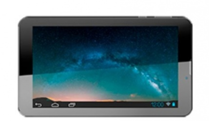 """Tablet TechPad 3G-16 7"""", 16GB, 1024 x 600 Pixeles, Android 6.0, Bluetooth, Negro"""