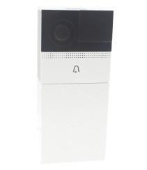 TechZone Videoportero TZCOMBSH01, Altavoz, Inalámbrico, Blanco