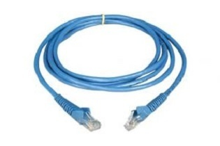 TE Connectivity Cable Patch Cat5e UTP, RJ-45 Macho - RJ-45 Macho, 3 Metros, Azul - Línea Standard Compliant